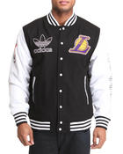 Adidas - Los Angeles Lakers classic Varcity Jacket