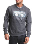 Men - Classic Tape Sweatshirt