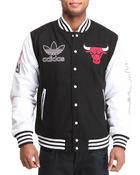Men - Chicago Bulls classic Varcity Jacket