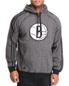 Men - Brooklyn Nets Static Pullover Hoodie