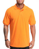 Men - Pique Solid Polo