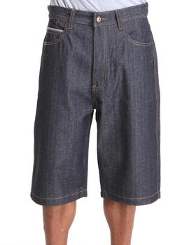 MO7 - Clean cut Basic Mo7 Denim short