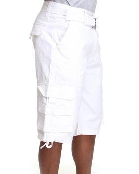 MO7 - Twill cargo shorts