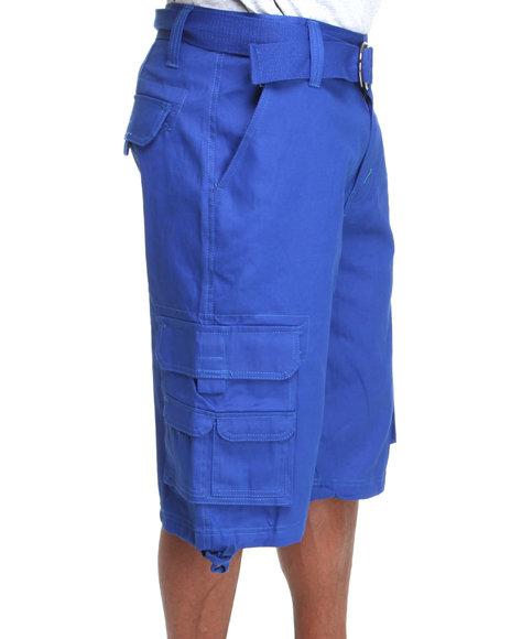 Royal Blue Mens Shorts
