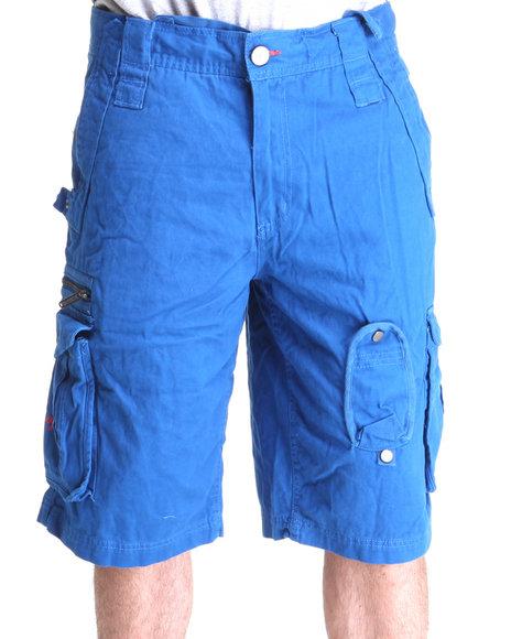 COOGI Men Blue Expedition Cargo Short