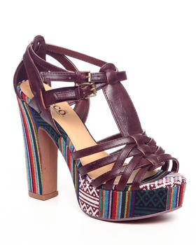 Fashion Lab - Athena Chunky heel sandal