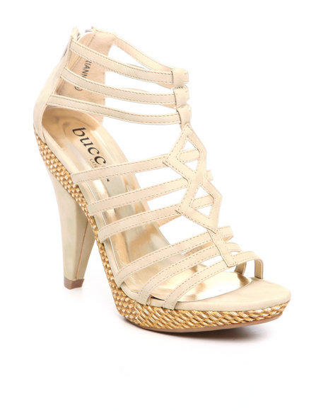 Fashion Lab Women Beige Briana Pump