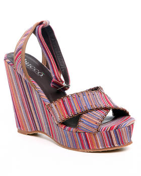 Fashion Lab - Piana wedge shoe