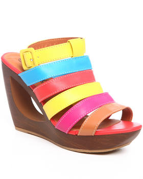 Fashion Lab - Delisa Wedge sandal