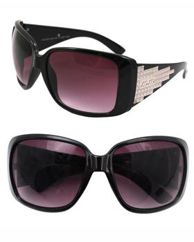XOXO - Grommet Trimmed Sunglasses