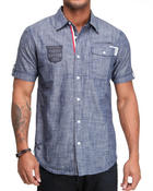 Men - Hall of Fame S/S Button-down
