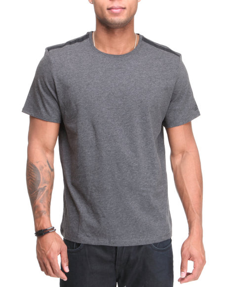 Calvin Klein Men  S/S Single Jersey Tee