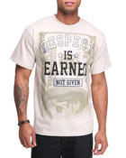 5ive Jungle - Respect Is Earned Tee