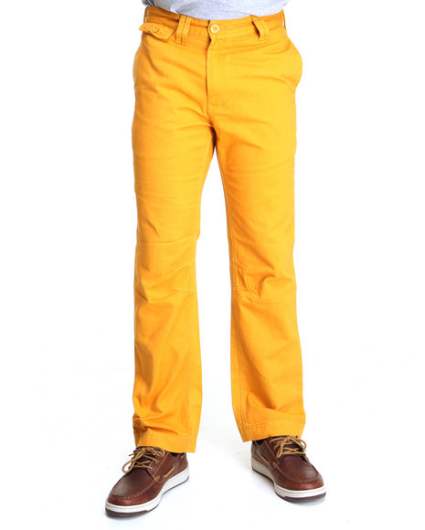 Parish Yellow Cannon Pants