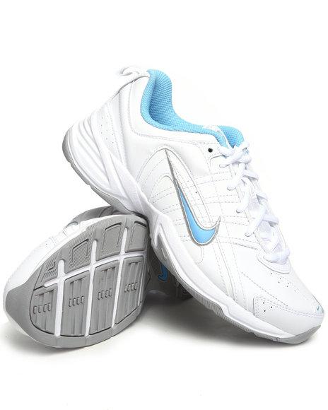 Nike Women White T Lite Vii Sneakers