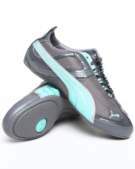 Puma Women Grey Takala Sneakers