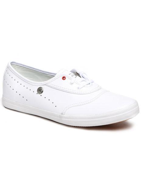 Puma Women White Be Mini Vulc Wns Sneakers