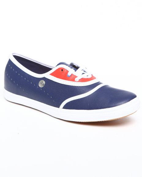 Puma Women Blue Be Mini Vulc Wns Sneakers