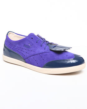 Puma - Puma Blackstation Clyde Brogue Lo Sneakers