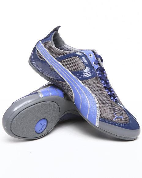 Puma Women Grey Takala Sneakers