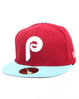 New Era - Philadelphia Phillies Side Patch 5950 fitted hat