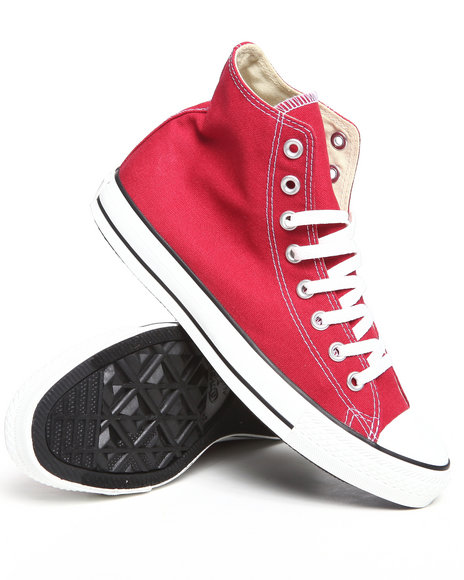 Converse Men Crimson Chuck Taylor All Star Extreme Color Sneakers