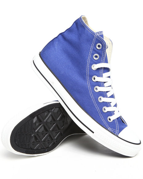Converse Men Blue Chuck Taylor All Star Extreme Color Sneakers