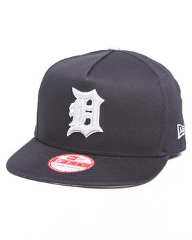 New Era - Detroit Tigers Flip Up Offical snapback hat (A-Frame w/ undervisor treatment)