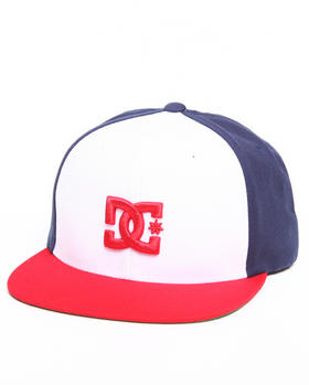 DC Shoes - Back To It Starter Snapback Cap