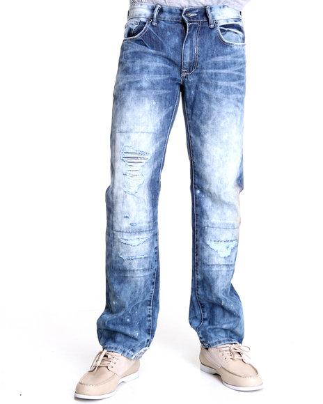 Rocawear Men Street Smart Straight Fit Jeans