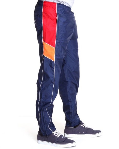 Rocawear Men Navy Primetime Track Pants