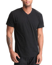 Men - Basic V-Neck Tee