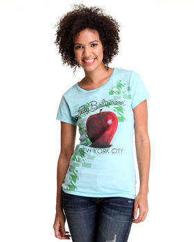 Lady Baltimore - Times Square Short Sleeve Crew Tee