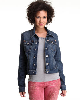 True Religion - Emily Western Jacket
