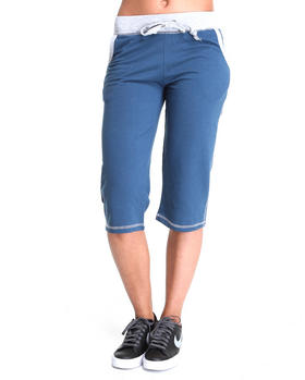Basic Essentials - Sweatpant Capri