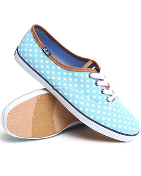 Keds - Champion Dot Chambray