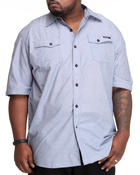 Men - High Road Short Sleeve Woven (B&T)
