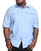 Men - High Road Short Sleeve Button-Down (B&T)