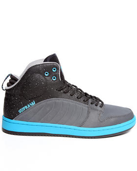 Supra - S1W Grey Satin TUF Sneakers