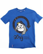 Boys - THE HOMEBOY PANDA TEE (8-20)