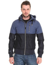 G-STAR - Raw Sport Denim / Nylon Track Jacket