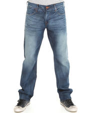 True Religion - Bobby Straight Leg Jeans in Deadwood Wash