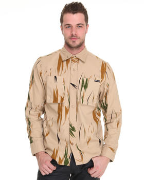 The Hundreds - Thistle L/S Button-down