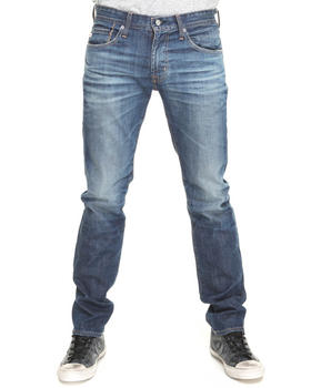 AG Adriano Goldschmied - 11 Yr Blue Matchbox Slim Straight Jeans