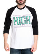 Men - Wowie Fly High Raglan