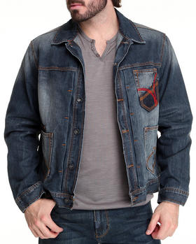 Rocawear - Boss Denim Jacket