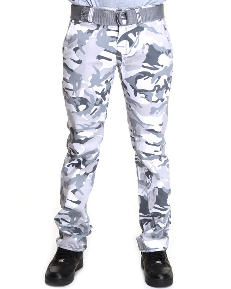 Men Camo Pants Size