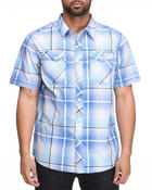 Men - Horizon Short Sleeve Woven