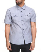 Men - Highway Short Sleeve Woven