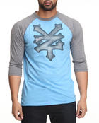 Men - Speakerbox Raglan